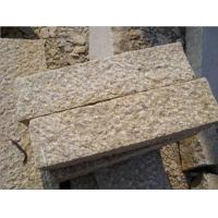 Wholesale China Landscaping Yellow Flamed Granite Curbstones for Garden from china suppliers