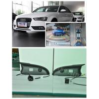 Wholesale 360  Degree Bird View Parking System DVR Car Backup Camera Systems High Resolution For Audi A4L from china suppliers