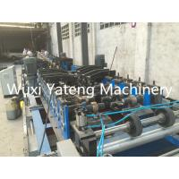 Wholesale Customized Cable Tray Roll Forming Machine European Standards And Pre - Cutter from china suppliers