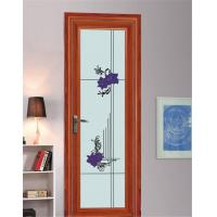 China interior doors aluminum doors hinged Door on sale