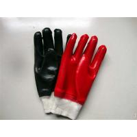 Wholesale construction, chemical industry, Cleaning cotton liner Coated Work Glove with Sleeve from china suppliers