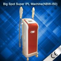 Wholesale Safe and Comfortable , Hot Sale Big Spot Super IPL Hair Removal System With CE from china suppliers