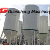 Wholesale CG22 white steel mobile cement silo with superb technique from china suppliers