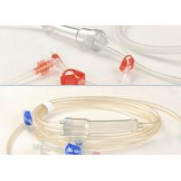 Wholesale Eco-friendly Disposable Infusion Pump Consumables IV Sets Health Care Products from china suppliers