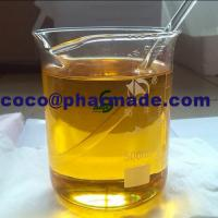 Wholesale Tritren 180mg / ml Mix oil fininshed oil for bodybuilding and dosage recipe from china suppliers