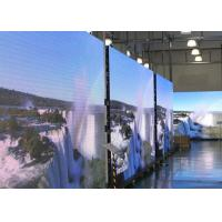 Wholesale Rental Curved LED Curtain Display With PH6mm For Indoor from china suppliers