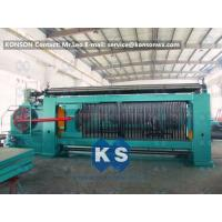 Wholesale High Efficiency Gabion Machine Hexagonal Fence Making Equipment from china suppliers
