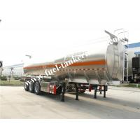 Wholesale Crude Oil Tank Semi Trailer / 3 Axles Crude Oil Tank Truck Trailer from china suppliers