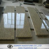 Buy cheap Light Grey High Polished Granite Countertop, Granite Vanity Tops from wholesalers