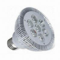 Wholesale 12W LED Spotlight Bulb with 7 Pieces Cree LED and 15/30/45/60° Beam Angle from china suppliers