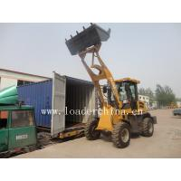 Wholesale CE/EPA approved wheel loader ZL15F from china suppliers