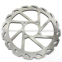 Wholesale Silver Stainless Steel Rear Disc Brakes With Durable And Reliable from china suppliers