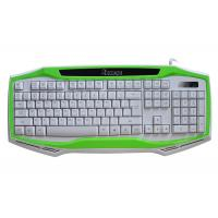 Wholesale Adjustable backlit and Multimedia Gaming Computer Keyboard 104 Keys OEM / ODM for Gaming and Office from china suppliers