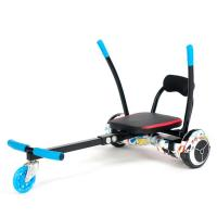 Quality Steel Material Electric Scooter Frame Racing Childs Go Kart With L780* W570*H445mm for sale