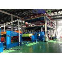 Wholesale Polypropylene Spun Bonded Non Woven Fabric Making Machine With Double Beams from china suppliers