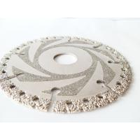 "Wholesale Wet / Dry Cut Diamond Concrete Saw Blades , Diamond Disc Cutter Blades 4.5"" - 16"" from china suppliers"