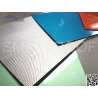Wholesale 5.85m - 11.85m Long Corrugated Plastic Roof Panels For Industrial Shingles from china suppliers