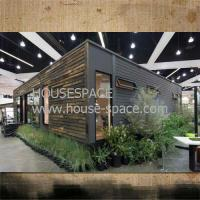 Wholesale Prefab Steel Frame Modern Modular House , Modular Container Homes For Accommodation in Russia from china suppliers