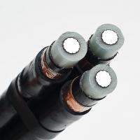 Wholesale Aluminum Conductor 3 Core Armored PVC Insulated Power Cable Creep Resistance from china suppliers