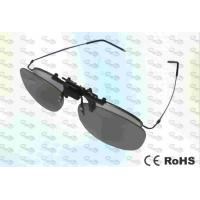 Wholesale Anti-scratch Circular polarized 3D Video Eyewear glasses  from china suppliers
