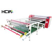 Wholesale Garment Roll To Roll Heat Transfer Printing Machine Unique High Precision from china suppliers