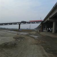 Wholesale Surface Painted GB 450 Bailey Suspension Bridge , Modular Temporary Steel Bridge from china suppliers