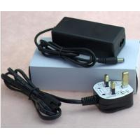 Wholesale Black 12V 2.5A 3A 5A Wall Mount AC DC Power Adapter With Eu Au Us Uk Plugs For Led Lamp from china suppliers