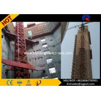 Wholesale 38m Span Internal Climbing Tower Crane 3 Ton Building Construction Safety Equipment from china suppliers