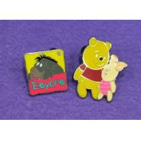 Wholesale Hard Enamel Lapel Pins With Cute Cartoon Image For Custom Lapel Pins Small Order from china suppliers