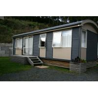 Wholesale Layout of Energy Saving Modular Container Chalet - Two Bedrooms with Living Area from china suppliers