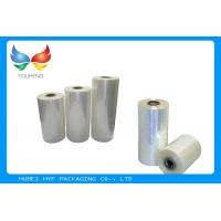 Wholesale Food Grade Clear Shrink Film Rolls For Lamination And Hot Stamping Foil from china suppliers