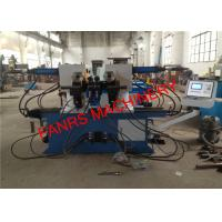 Quality PLC control system Hydraulic CNC Pipe Bending Machine with 0.5 - 0.7MPa Air Pressure for sale