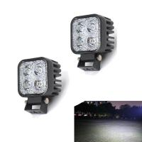Wholesale LED Spotlights 900LM Mini 6 Inch 12W 4Leds Car IP65 LED Light Bar as Worklight Spotlight Spot Light for Boating Fishing from china suppliers