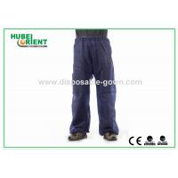 Wholesale Hospital Disposable Pants Disposable Trousers Without Glass Fibres from china suppliers