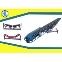 Wholesale Extendable Truck Loading Unloading Belt Conveyor With Adjustable Lift Height from china suppliers