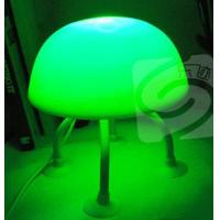 Wholesale Cute USB Power DIY Jellyfish LED Lamp Desk Night Light Blue and White Light from china suppliers