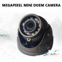 Wholesale Megapixel Vehicle Mounted Audio Night Vision Dome Car Camera from china suppliers
