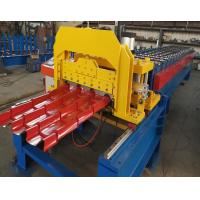 Wholesale Color Steel Plate Aluminium Glazing Roofing Tile Forming Machine 18 Rows from china suppliers