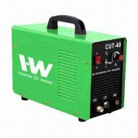 Buy cheap Single Phase Industrial Plasma Cutting Machine with 50Hz Frequency and 40Amps Current from wholesalers