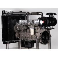 China 204kw Open Type Engine Alternator Generator Soundproof Enlosure on sale