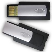 Wholesale Slide style super thin usb flash memory stick 8GB  from china suppliers