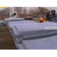 Buy cheap galvanized iron welded wire mesh from wholesalers