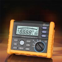 Buy cheap Analog display Digital earth resistance meter 2 / 3 pole for electric from wholesalers