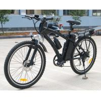 Wholesale Lithium 36V 10Ah Battery Adult Electric Moped Bike With 250w Brush Engine from china suppliers