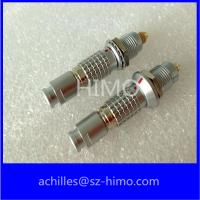 Wholesale solder shield circular 1B 7 PIN  push pull connector from china suppliers