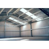 Wholesale Europe America Standard Structural Steel Fabrication For Warehouse Shed PEB And Workshops from china suppliers
