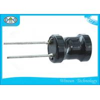 Quality Large Inductance Radial Chokes Coil Ferrite Core inductor 47uh Diameter 10mm Height 14mm for sale