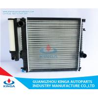Wholesale Sliver 400*451*34mm Aluminium Car Radiators BMW318'87-91MT TS 16949 from china suppliers