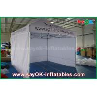 Wholesale White Promtional Aluminum Folding Tent  Canopy Tent for Advertising from china suppliers