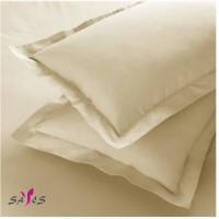 Wholesale 100% Cotton Beige Side Sleeper Custom Decorative Pillows for Bed from china suppliers